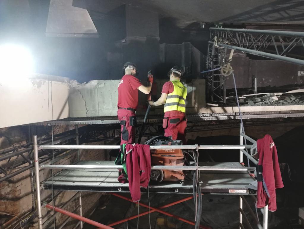 Cięcie betonu Opole